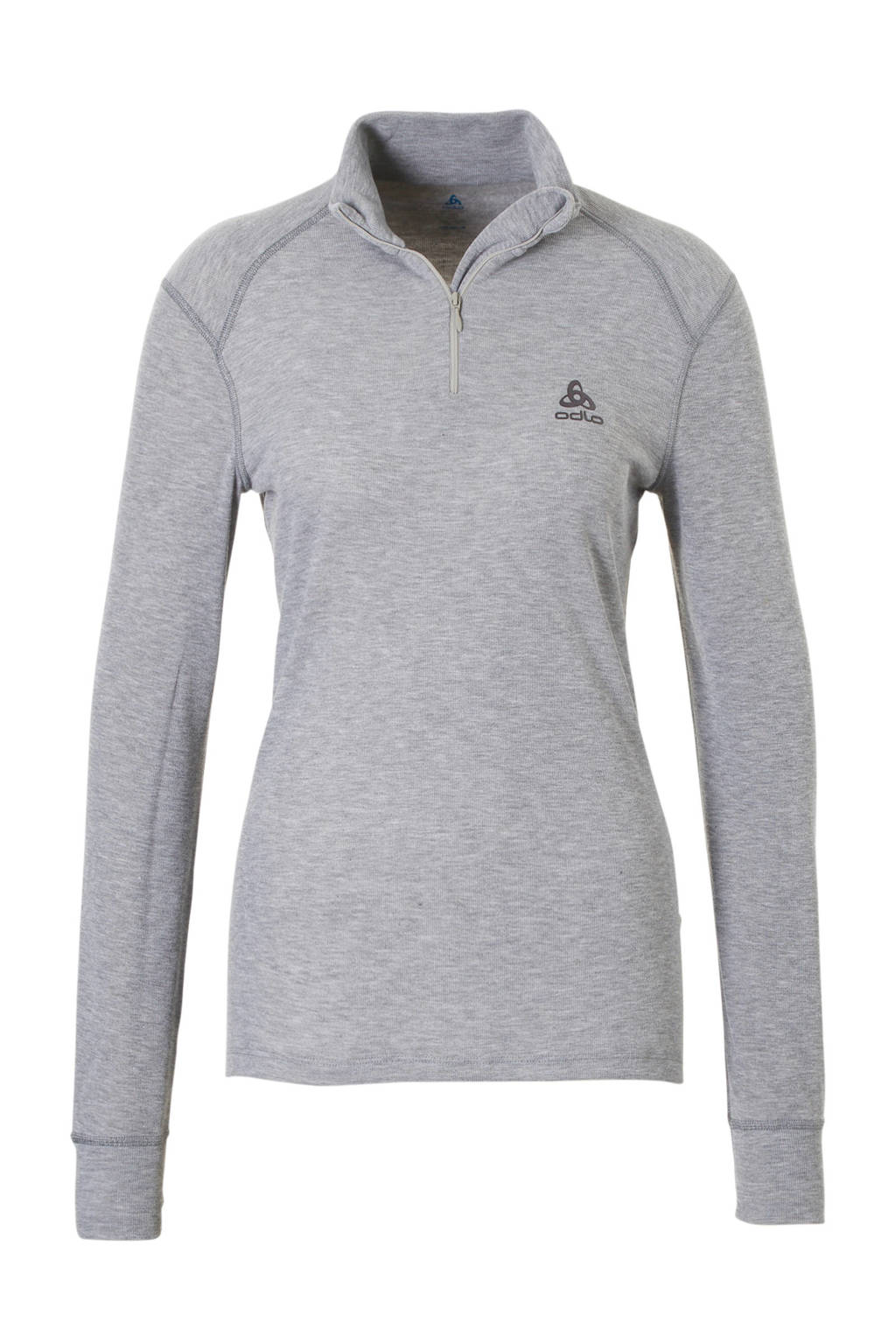 Odlo thermo sport T-shirt grijs, Grijs