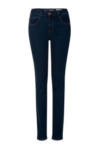 Miss Etam Regulier straight fit jeans Jackie dark denim, Dark denim