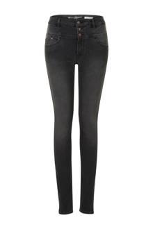 Regulier jeans Havana high wasted zwart