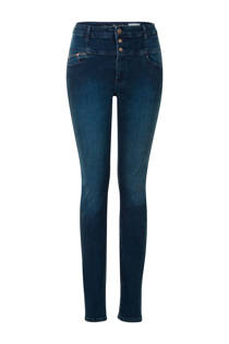 Miss Etam Regulier jeans Havana high wasted blauw (dames)