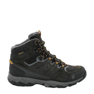 MTN Attack 6 wandelschoenen grijs/geel