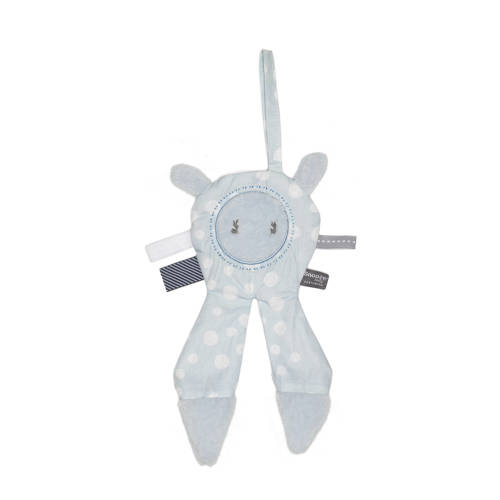 Snooze Baby Knuffel Friendly Frank Cloudy Blue