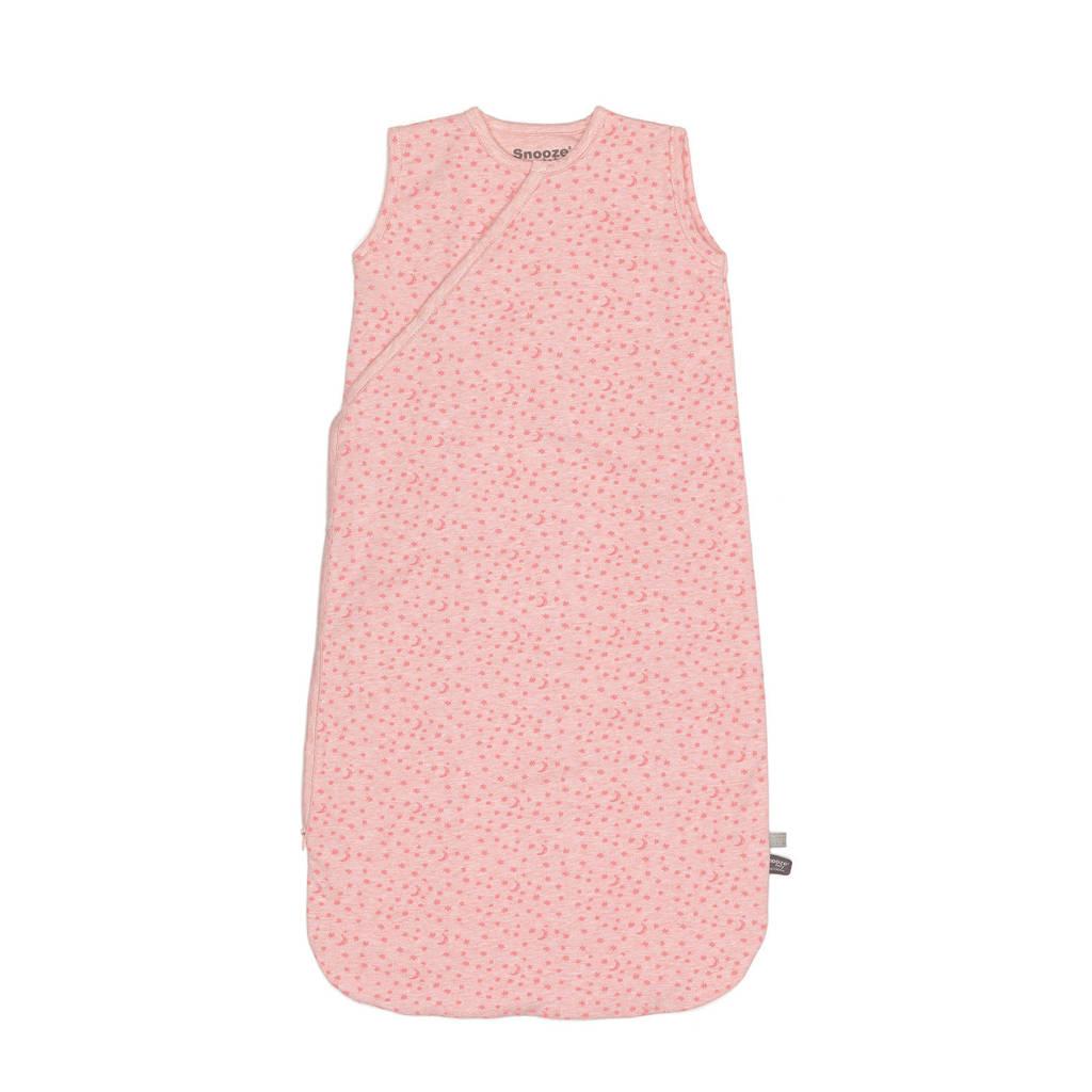 Snoozebaby slaapzak 9-24 maanden pink melange, Roze