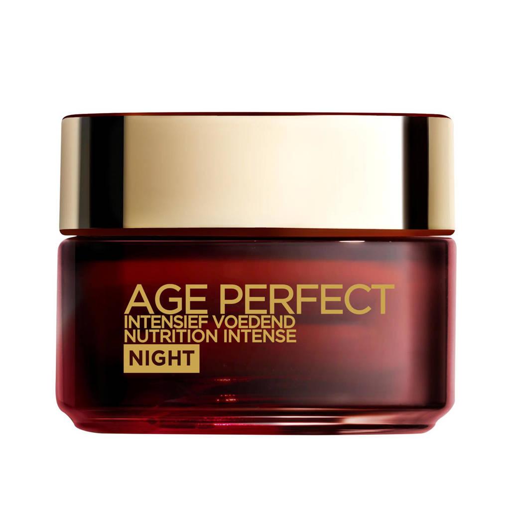 L'Oréal Paris Age Perfect Manuka Honey nachtcrème
