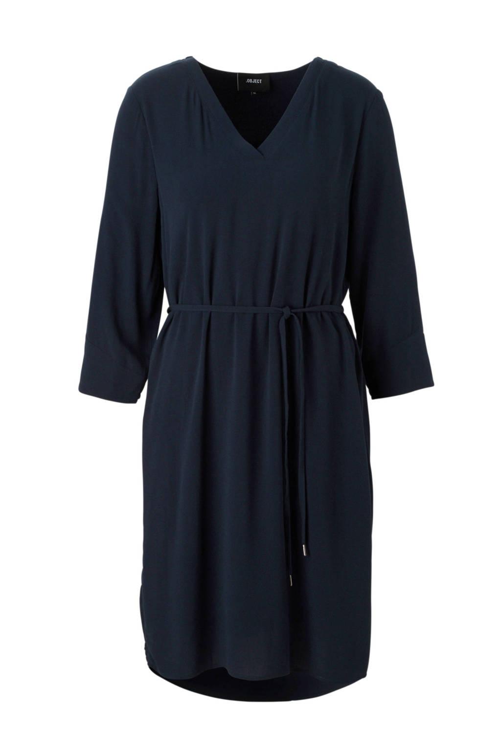 OBJECT jurk, Blauw