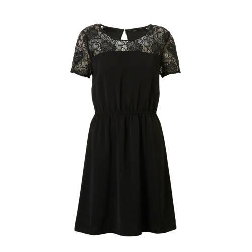 ONLY jurk met kanten details