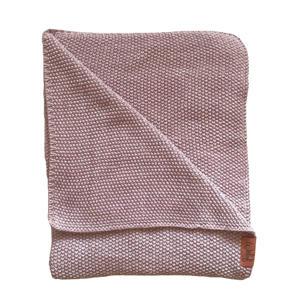 Tuck-Inn® baby ledikantdeken ombre misty pink