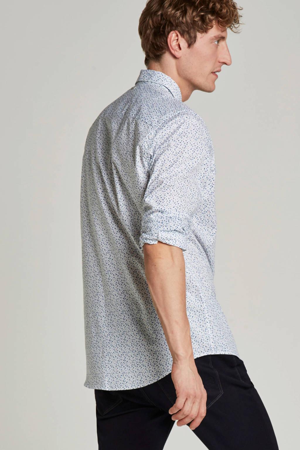 Vanguard overhemd, Wit