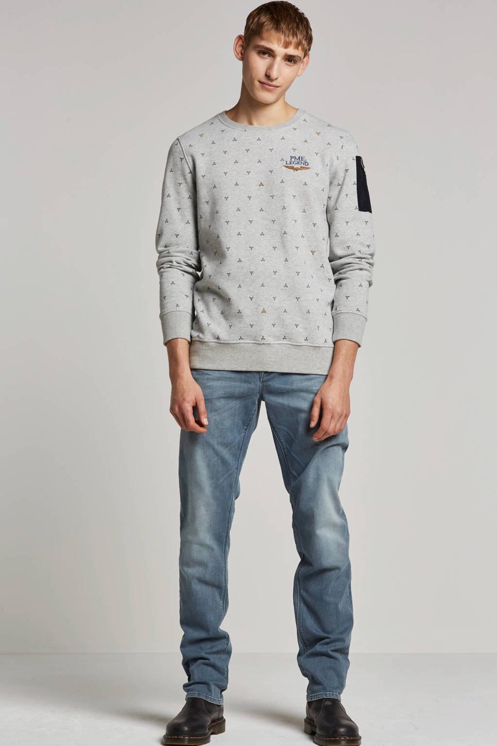 Vanguard slim fit jeans V7, Lichtblauw