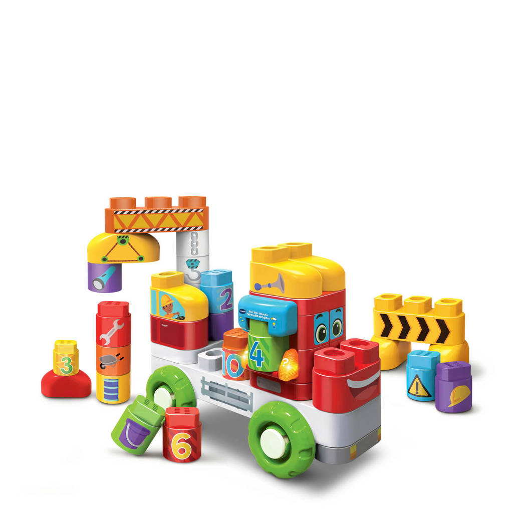 VTech  bla-bla-blocks vrachtwagen