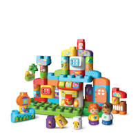 VTech  bla-bla-blocks speelhuis