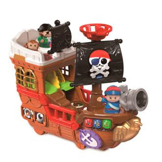 Vrolijke Vriendjes piratenschip