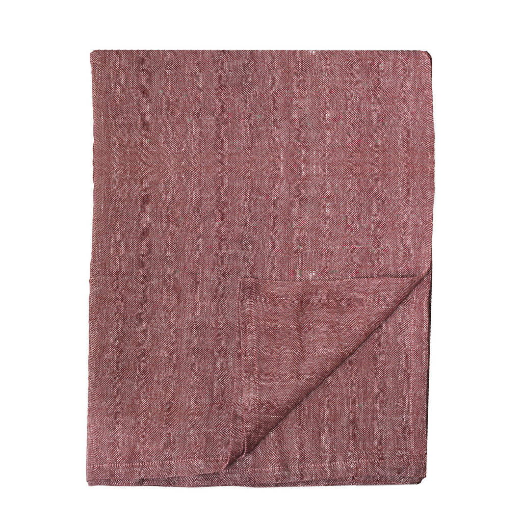 Bloomingville tafelkleed (240x140 cm), Roze