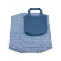 KipKep speelmatje met verzorgingstas ziggy blue