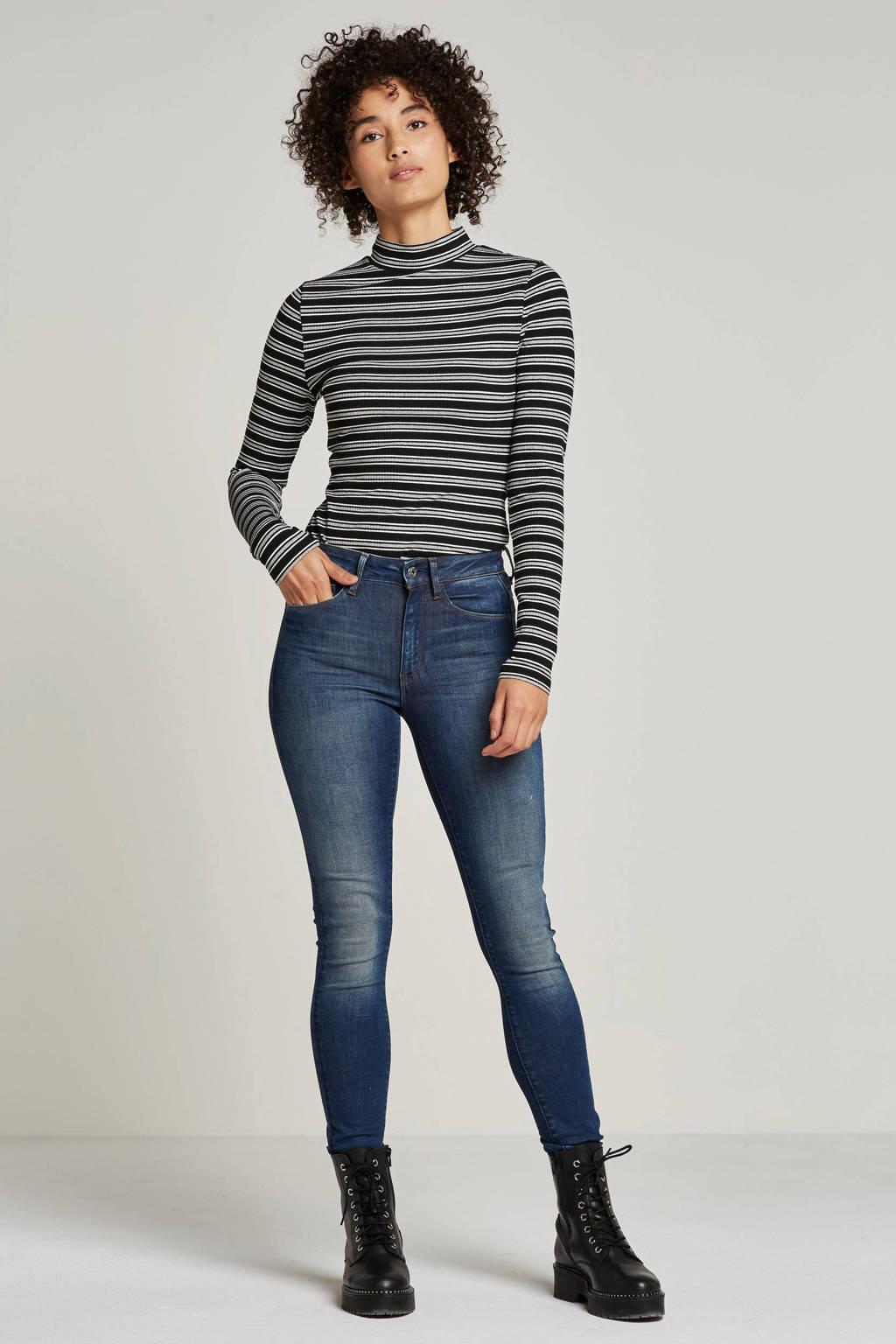 G-Star RAW 3301 high waist skinny fit jeans, Denim