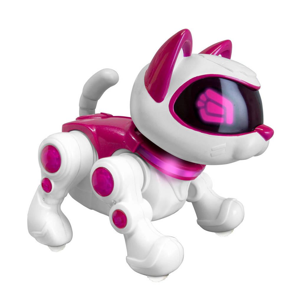 Splash Toys  Teksta kitty 360, Wit/paars