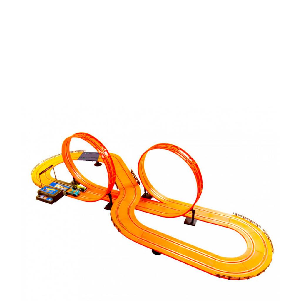 Hot Wheels racebaan met adapter 632 cm