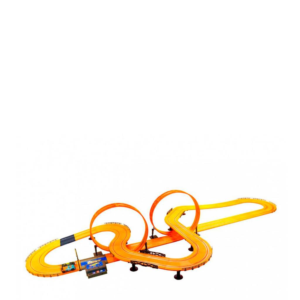 Hot Wheels racebaan met adapter 915 cm