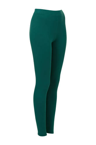Regulier legging groen