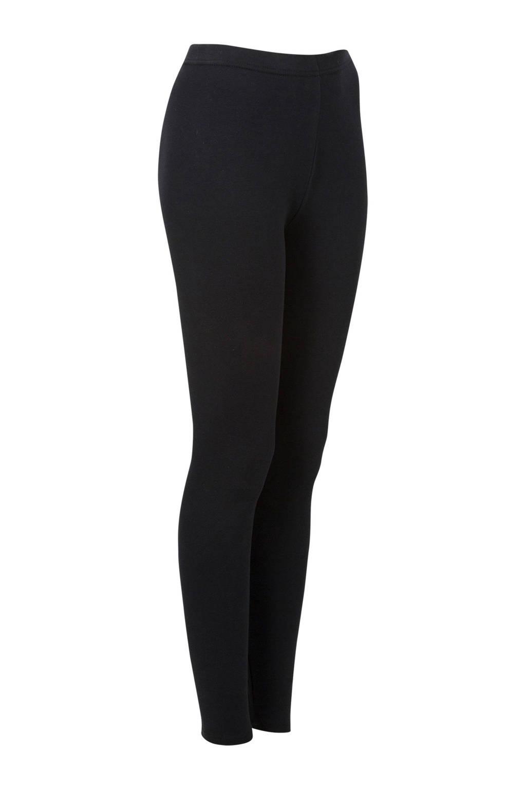 Miss Etam Regulier legging zwart, Zwart
