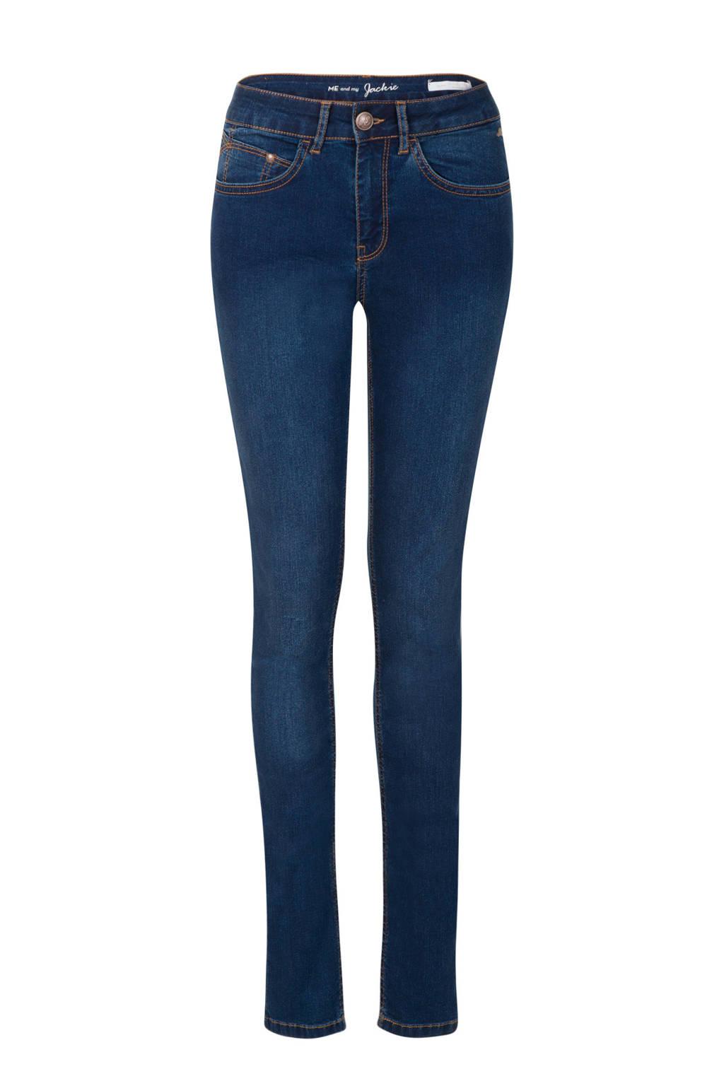 Miss Etam Regulier slim fit jeans Jackie dark denim, Denim