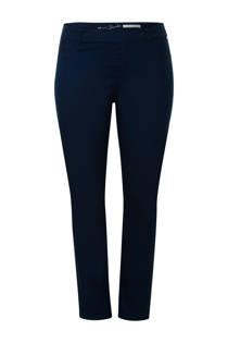 Miss Etam Plus slim fit tregging donkerblauw (dames)