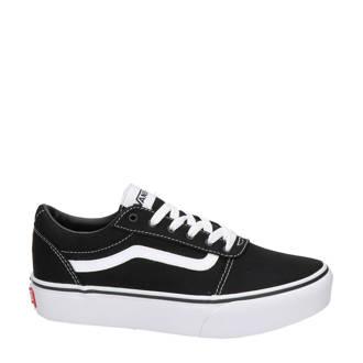 Ward Platform sneakers zwart