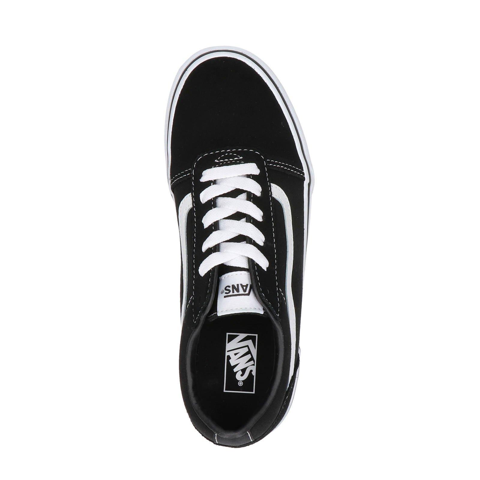 zwart Low Ward sneakers VANS Zwart vZ0R7wX