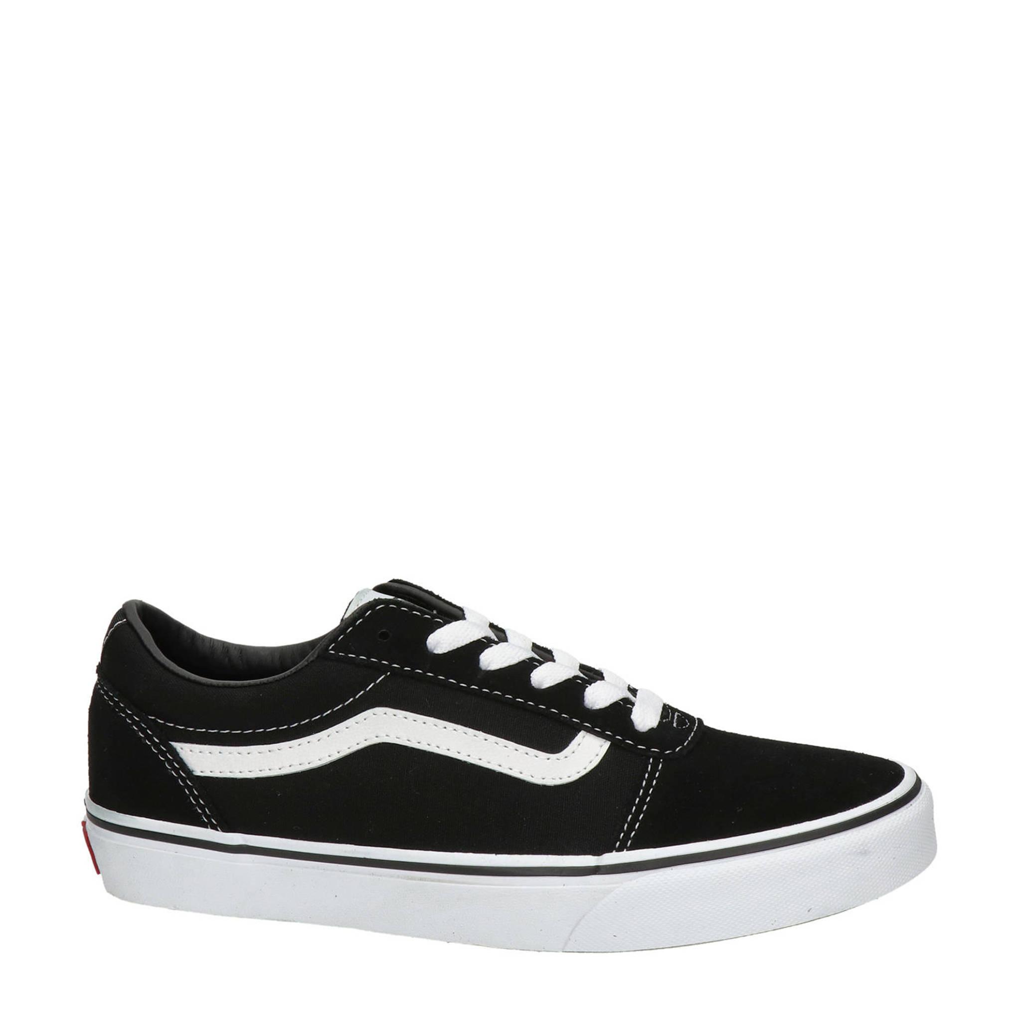 15cb9648d3 VANS Ward Low sneakers zwart