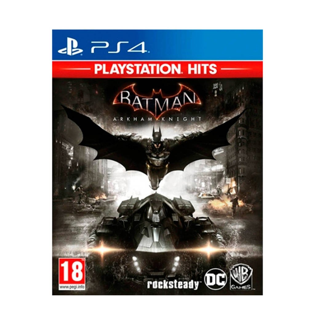 Batman Arkham knight (Hits) (PlayStation 4)