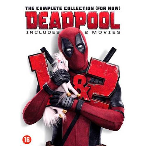 Deadpool 1+2 (DVD) kopen