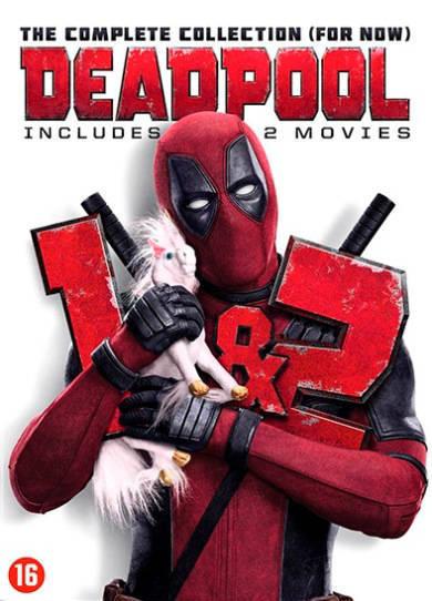 Deadpool 1+2 (DVD)