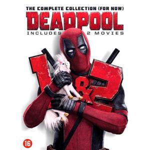 Deadpool 1&2 (DVD)