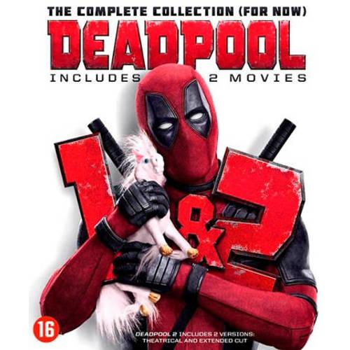 Deadpool 1+2 (Blu-ray) kopen