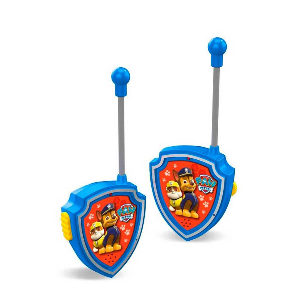 Paw Patrol  walkie talkie, Blauw