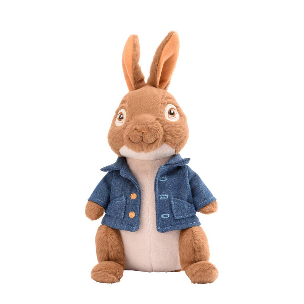 Pioupiou & Merveilles pieter konijn pluche knuffel 20 cm