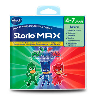 PJ masks Storio MAX XL 2.0 game