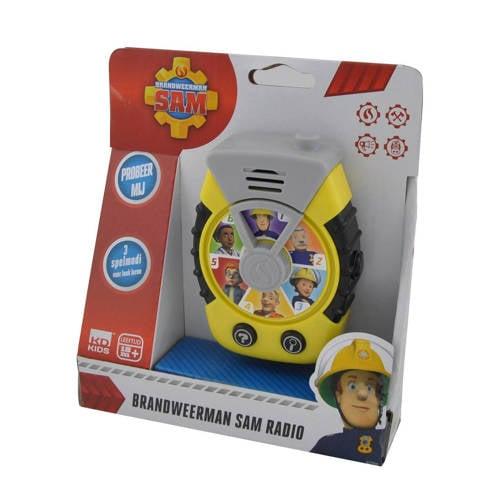 KD Kids Brandweerman Sam radio kopen