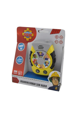 Brandweerman Sam radio