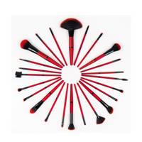 Rio Cosmetic Brush Set Sensual - 24 make-up kwasten
