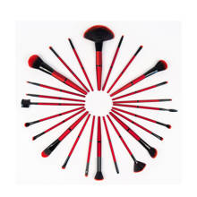 Cosmetic Brush Set Sensual - 24 make-up kwasten