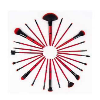 Cosmetic Brush Set Sensual - 24 make-up kwasten