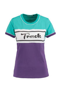 America Today T-shirt Elke turquoise