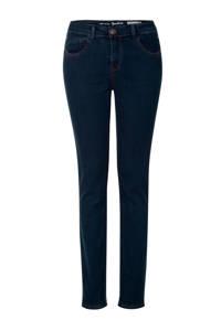 Miss Etam Regulier straight fit jeans Jackie 30 inch dark denim, Dark denim