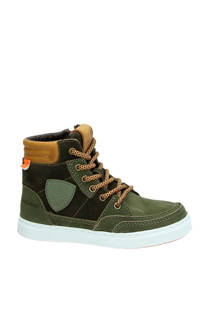 Vingino leren sneakers Mari jongens