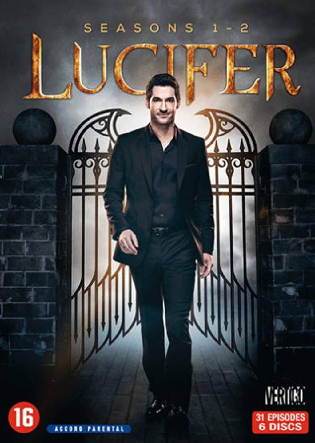 Lucifer - Seizoen 1 & 2  (DVD)
