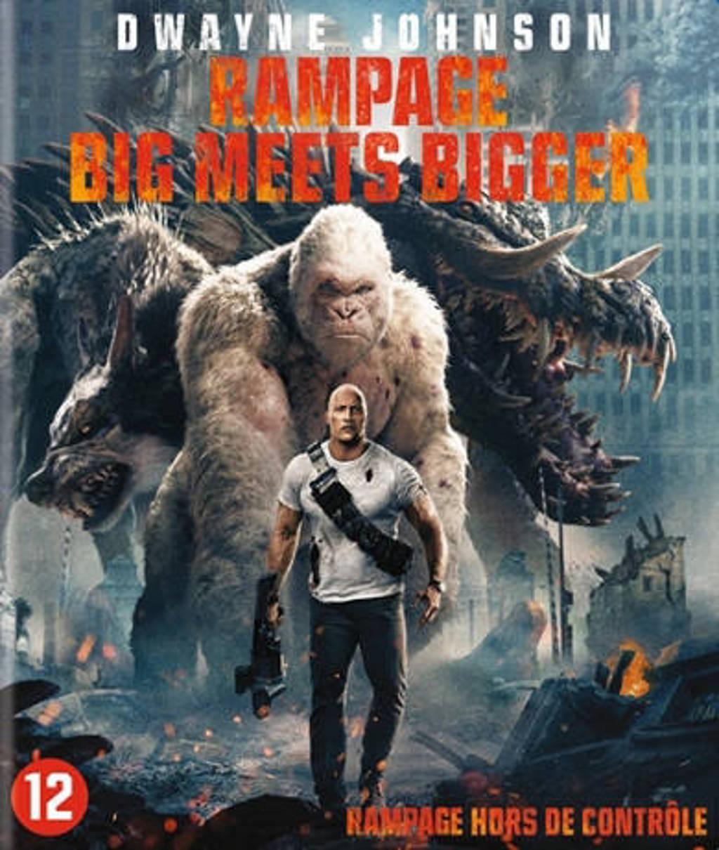 Rampage - Big meets bigger (Blu-ray)