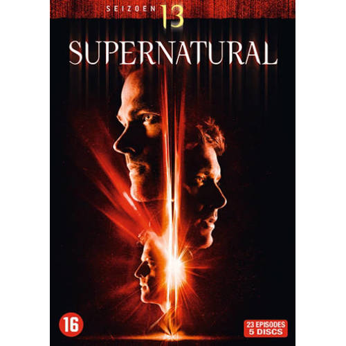 Supernatural - Seizoen 13 (DVD) kopen