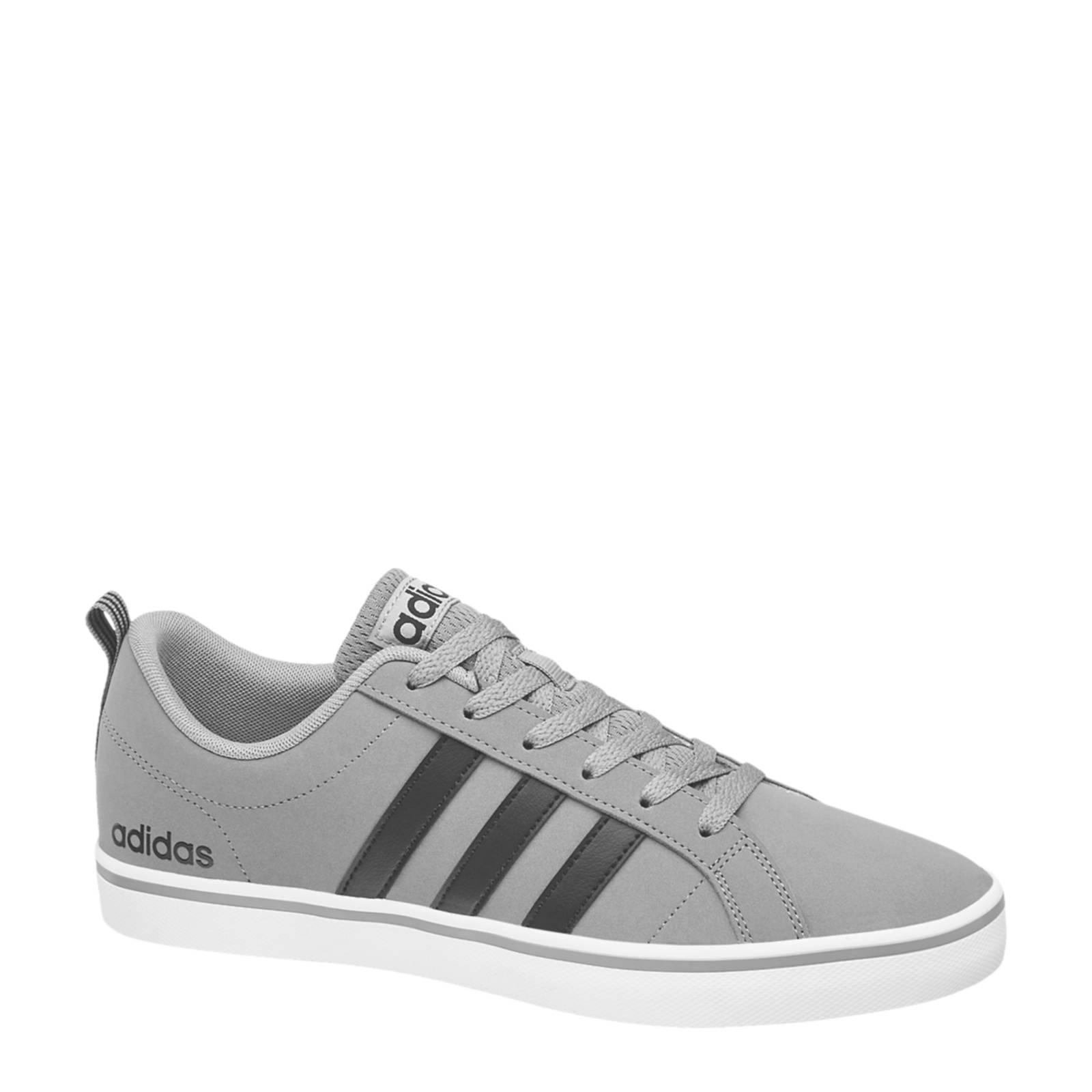 vanHaren adidas VS Pace sneakers grijs | wehkamp