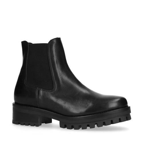 Sacha chelsea boots zwart kopen